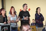Letovický zámek po roce ovládla hudba a veselí. Výtěžek BiGy festu pomůže potřebným.