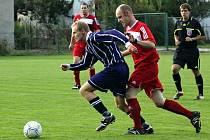 Fotbalisté Svitávky porazili Doubravici 5:2 a postupují do semifinále okresního poháru.