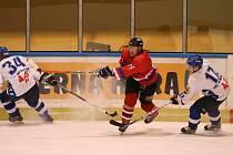 Hokejisté Blanska. Ilustrační foto
