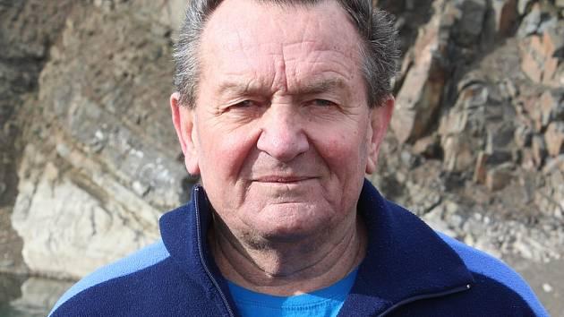 S otužováním začal Andrej Dzuba ze Šošůvky před více než čtyřiceti lety.