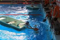 Blanenští vodní záchranáři uspěli na devátém ročníku mezinárodních závodů Grand Prix Moravie v Brně. V disciplíně SERC vyhráli první místo.