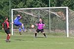 Fotbalisté Černé Hory porazili v posledním zápase sezony Lipovec 2:1.