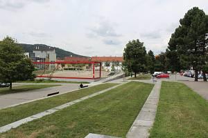 Na náměstí Republiky v Blansku chtějí stavět tři zájemci.