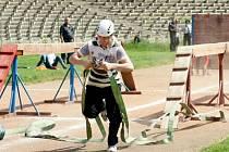 Požární sport má u nás velkou tradici. Na mezinárodních závodech patří Češi k nejlepším.