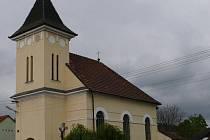 Kaple ve Skalici nad Svitavou.
