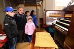 Do tradiční akce Noc kostelů se na Blanensku zapojilo patnáct církevních staveb. Letovičtí se podívali do kostela svatého Prokopa a také do klášterního kostela svatého Václava.