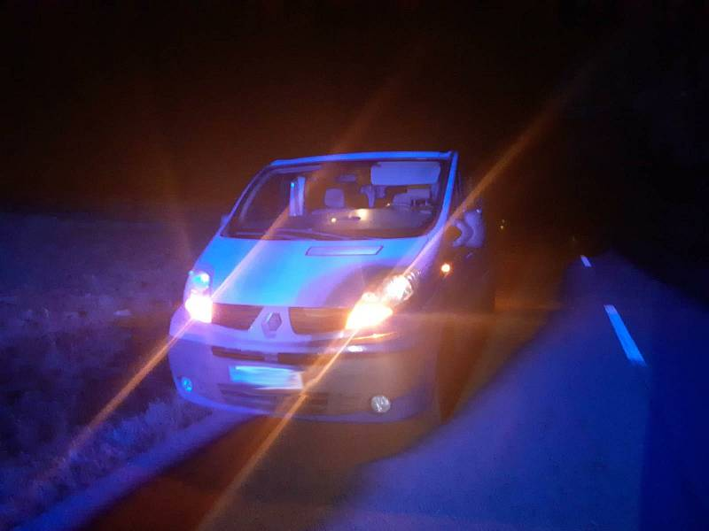 Jihomoravské policisty o víkendu potrápili opilí řidiči.