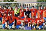 Vítězný tým TFT Pardubice.