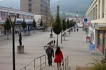 Plocha v centru Blanska nemá dostatečné značení. Chybí tam tabulky s označením Wanklova náměstí i čísla domů. Některé cedulky byly odstraněny při opravách budov a dosud nebyly vráceny na původní místo.