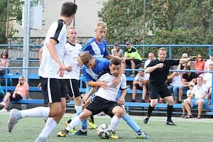 Superliga malého fotbalu.