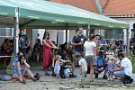 Boskovice o víkendu ožily tradičním festivalem.
