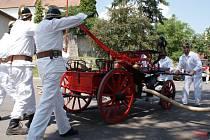 Vanovičtí hasiči oslavili dlouhých 140 let od založení sboru