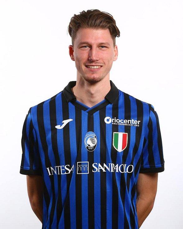 Lukáš Vorlický přestoupil do Atalanty Bergamo v roce 2018.