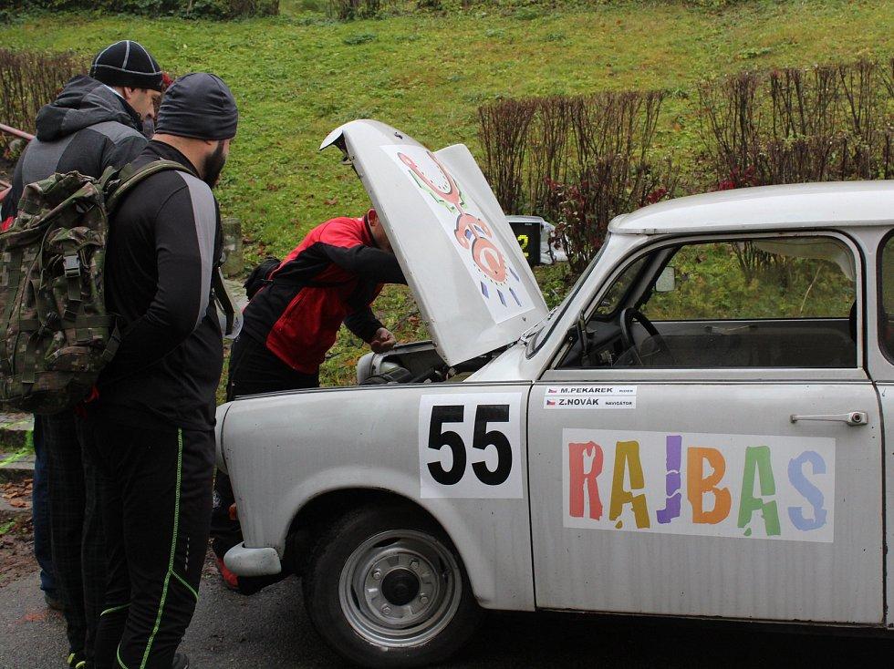 Zážitky z cestování po celém světě i sportovní výkony. Víkend patřil v Blansku festivalu Rajbas.