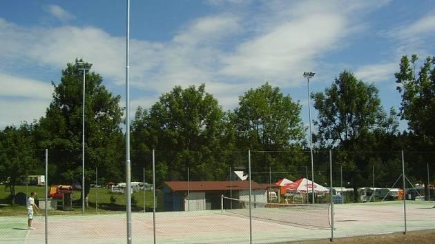 Nové možností pro sportovní vyžití mají místní i rekreanti v obci Suchý.
