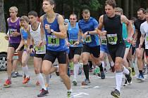 Sloupská lesní patnáctka se běžela už po 33. Vítěz Jan Kohut překonal osmnáct let starý rekord trati.