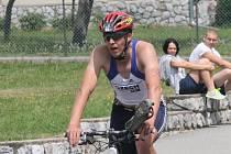 Vysočanský triatlon. Ilustrační foto.