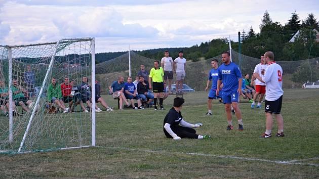 Na každém ročníku turnaje v malé kopané Huyndai Cup změří síly hned několik týmů nejen z Blanenska.