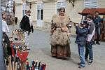 O Velikonoční sobotě se veškerá pozornost Boskovických přesunula do tamního zámku. Na nádvoří a v parku lidé mohli navštívit velikonoční jarmark.