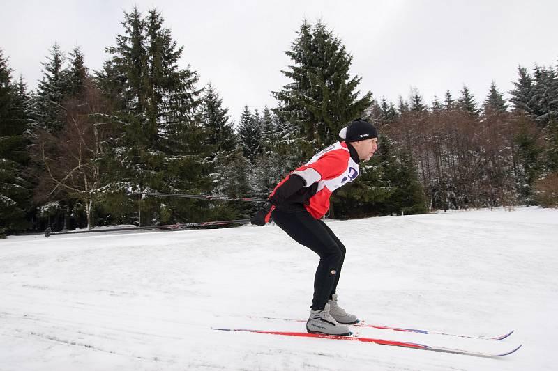 Kořenecká lyže je po roční pauze zpět.