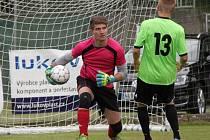 Výběr hráčů malé kopané z Blanenska dohrál na Zelencupu v osmifinále.