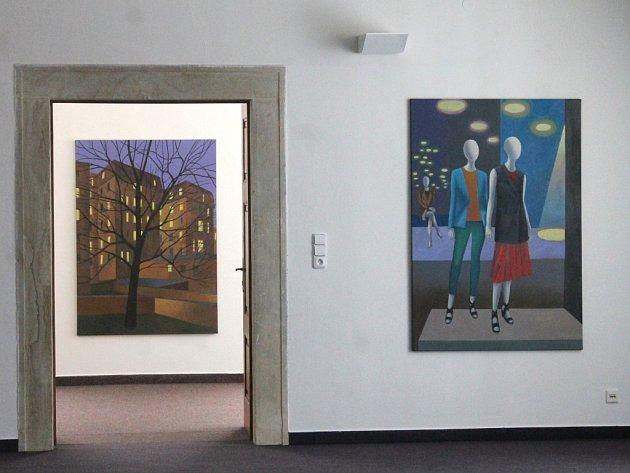 Barevná výstava, Family Album a Genese. To jsou tři výstavy, které mohou navštívit lidé v těchto dnech v Boskovicích.