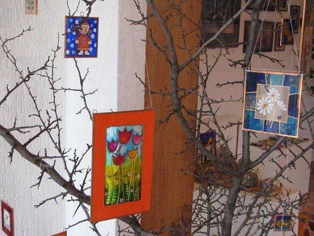 Výtvarníci z Letovicka představují svá díla