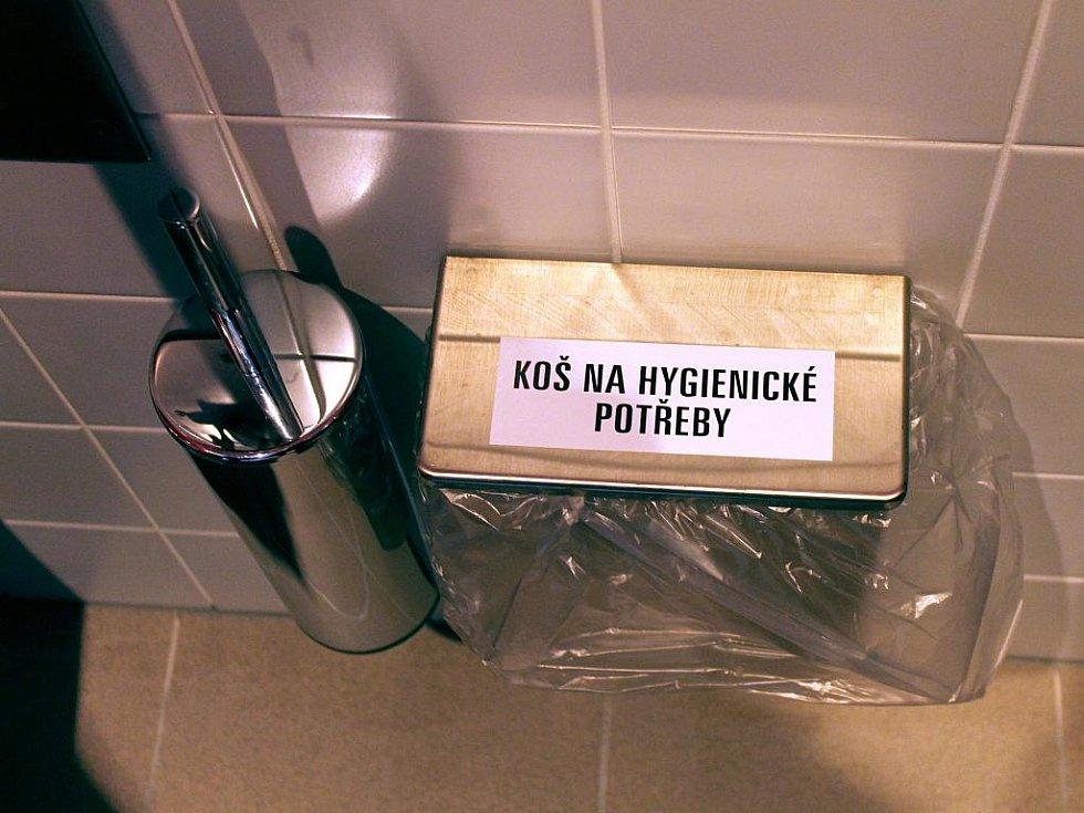 Letovičtí se po mnoha letech dočkali veřejných toalet.
