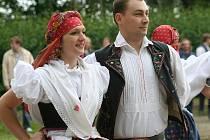 Nejrůznější lidové tance i písně nabídnou Kořenecké slavnosti.