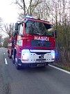 Nehoda u Černé Hory na Blanensku si vyžádala dvě oběti. Silnice I/43 byla déle jak tři hodiny neprůjezdná.