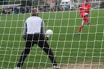 Fotbalisté Vilémovic přivítali na svém hřišti v přátelském utkání jedenáctku Zbrojovky ´78