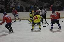 Hokejisté Sloupu porazili ve venkovním utkání Lysice 3:0.