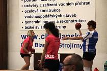 Kuželkářky KK Blansko přivítají v sobotu od 9.30 hráčky Valašského Meziříčí (viz foto).