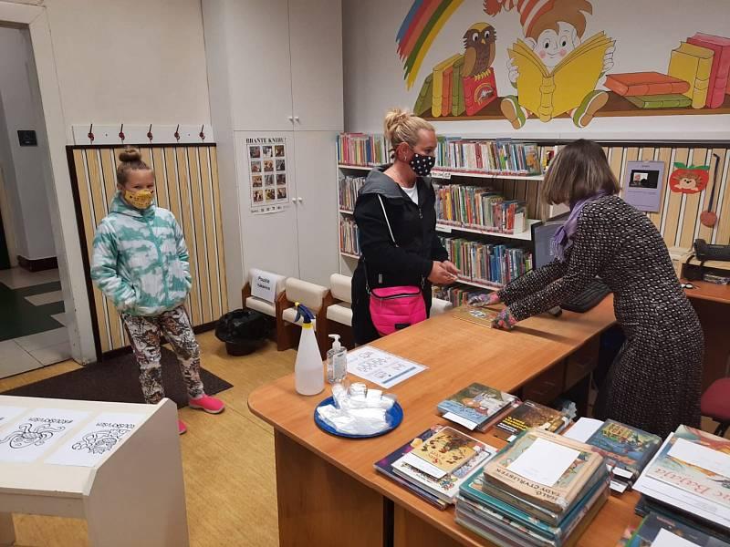 Boskovická knihovna opět otevírá.