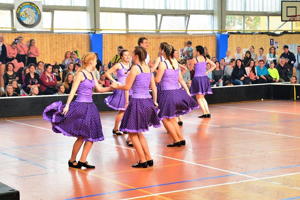 Mezinárodní taneční soutěž O pohár města Kunštátu a Letovic.