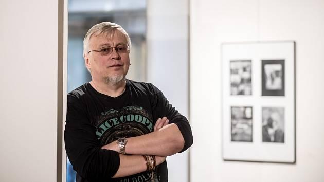 Spisovatel Pavel Kosatík.