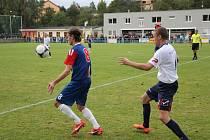 Fotbalisté Blanska prohráli s Polnou 1:2.