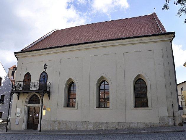 Opravená synagoga a rabínský dům v Boskovicích se slavnostně otevřou návštěvníkům.