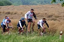 Cyklisté, kteří se zapojí do akce Na kole dětem, mohou přispět na léčbu nádorových onemocnění.