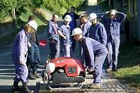 Z činnosti Sboru dobrovolných hasičů Cetkovice.