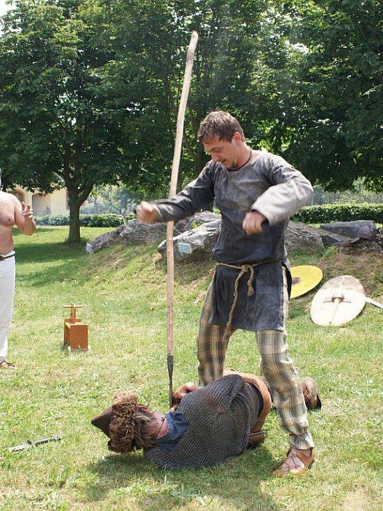 Rudici už počtrnácté ovládly Slavnosti železa.