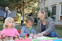 Blanenská charita uspořádala 21. Zahradní slavnost.
