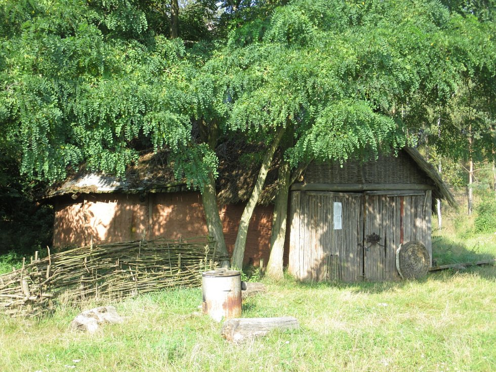 Polorozpadlé chýše z hlíny a rákosu. Ztrouchnivělé dřevěné ohrady a louky pozvolna zarůstající trávou. Tak to v současnosti vypadá ve zchátralém keltském skanzenu Isarno na okraji Letovic.