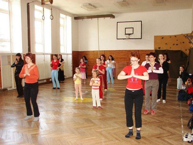 Kurz břišních tanců
