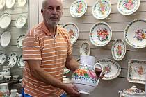 V Olomučanech po opravách opět otvírají muzeum tamní keramiky.