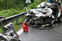 SILNICE SMRTI. Kdy vznikne dálnice D43, která odlehčí silnici I/43 z Brna do Svitav? Otázka zůstává léta bez odpovědi. Optimisté mluví o roce 2035. Na tahu, kterému motoristé říkají Silnice smrti, se loni stalo tři sta nehod. Zemřelo při nich 9 lidí.