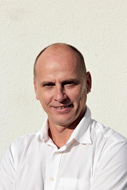 Aleš Luksch, starosta Černé Hory.