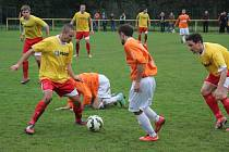 Fotbalisté Kunštátu vyhráli po dvou letech v Bořitově.
