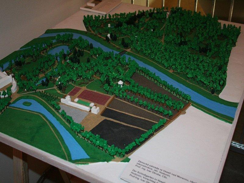 Kartografickém centru ve Velkých Opatovicích
