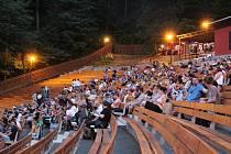 Filmový víkend se z Turnova přestěhoval po pěti letech do letního kina v Boskovicích.